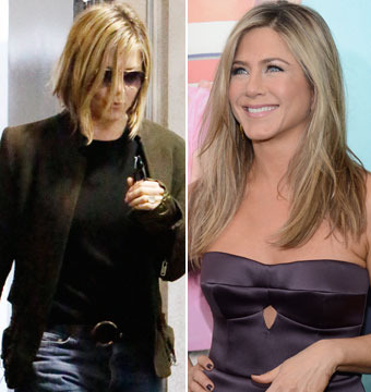 Pic! Jennifer Aniston Chopped Off All Her Hair... Find Out Why!
