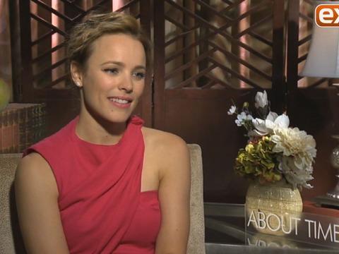 'About Time'? Rachel McAdams Talks Future Family