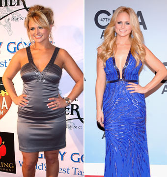 Pic! Miranda Lambert's Slimmed-Down Look and Diet Secret!