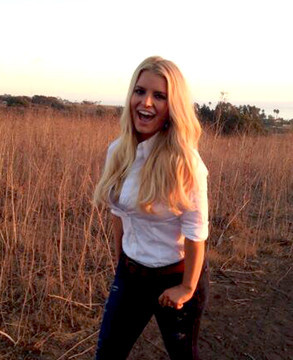 Hot Mama! Jessica Simpson Shows Off Her Svelte Self