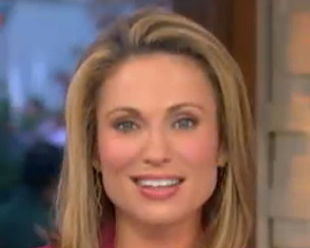 Amy Robach Reveals Cancer Diagnosis After On-Air Screening