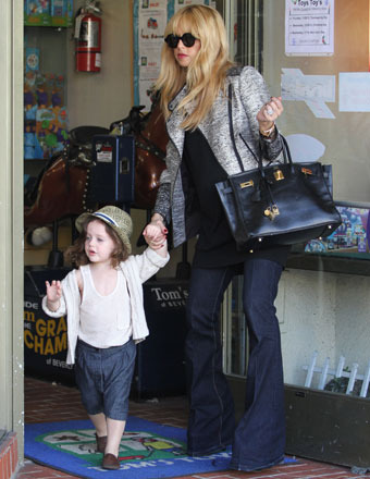 Baby News! Rachel Zoe Welcomes Second Child