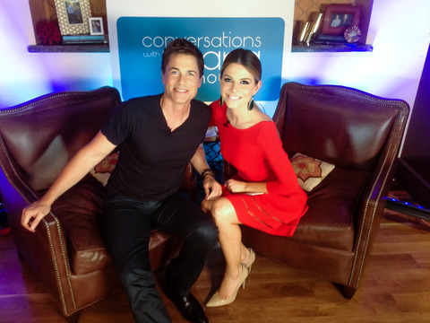'Conversations with Maria': Rob Lowe on 'Love Life' and 'Killing Kennedy'