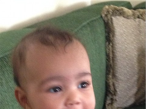 New Pics of Nori! Kim Kardashian Shows Off Her Baby Girl