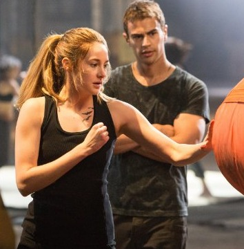 'Divergent' Trailer: Shailene Woodley Is Ready to Kick Ass