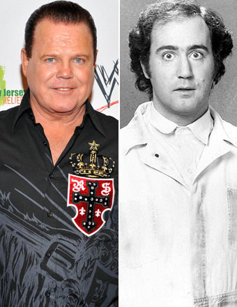 Jerry Lawler to Andy Kaufman: Wrestling Feud Is Back On (If You're Still Alive)