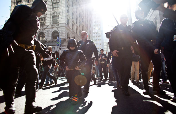 Batkid! See a Play-by-Play of all the Tiny Superhero's Adventures