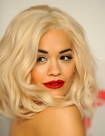 Rita Ora Collapses on Set of Photo Shoot