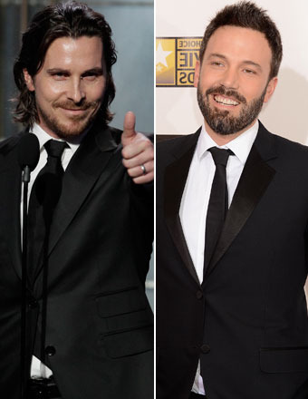 Batman Bromance? Christian Bale Gives Props to Ben Affleck