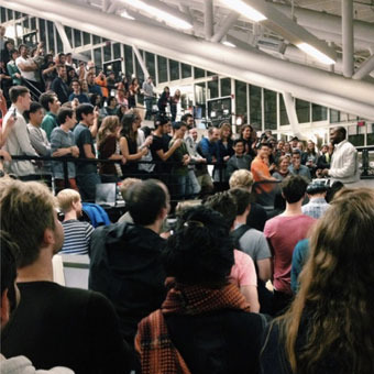 Must See! Kanye West Gives Harvard Lecture