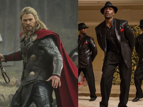 Box Office Winners! 4 Things 'Thor' and 'The Best Man Holiday' Have in Common