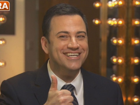 Jimmy Kimmel Talks Matt Damon, Kanye, and the Married Life at Variety's Power of Comedy