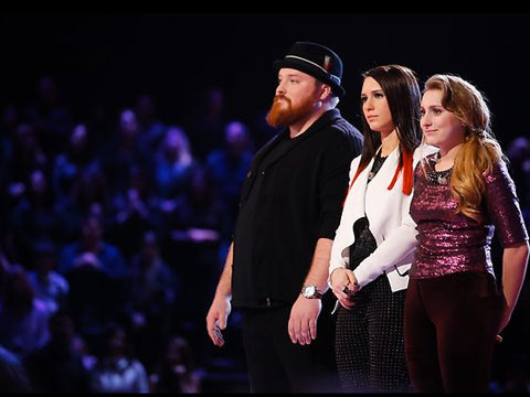 'The Voice' Results: What's Next for Kat Robichaud and Austin Jenckes?