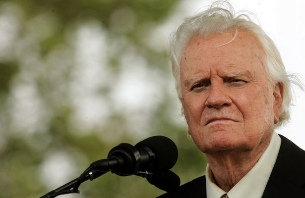 New Details: Billy Graham Hospitalized