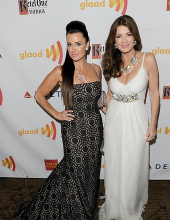 'RHOBH' Feud: Kyle Richards and Lisa Vanderpump in a 'Fat' Fight