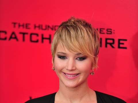 Jack Nicholson Admires Jennifer Lawrence… and We Do, Too