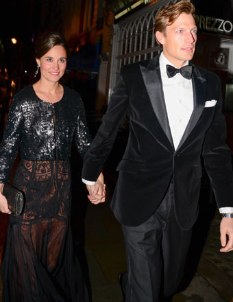 Is Pippa Middleton Engaged? Everything We Know About BF Nico Jackson