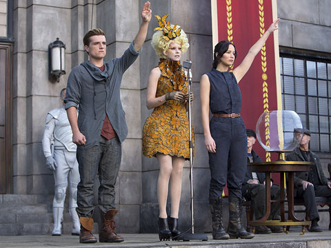 'Hunger Games: Catching Fire': 5 Things You Might Not Know