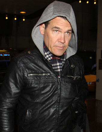 Josh Brolin Enters Rehab Following Public Boozing and Brawling