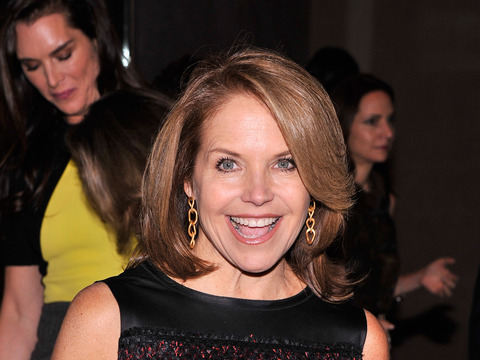 Is Katie Couric Leaving ABC for Yahoo?