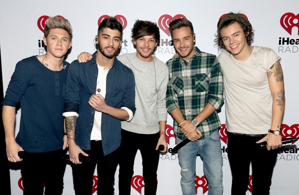 It's 1DDay! Watch One Direction's Live Streaming Event Here!