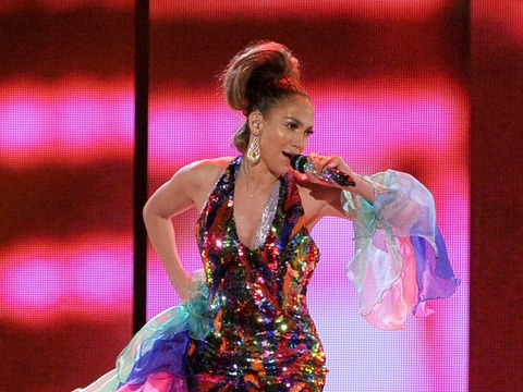 Jennifer Lopez Says Justin Timberlake Loved Her AMAs Performance: 'I Was Touched'