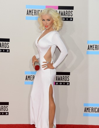 Christina Aguilera's Tips for Slimming Down: 'Laughter, Happiness… and Yoga'