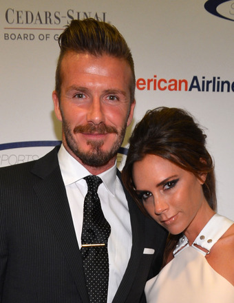 Victoria Beckham Admits She and Husband David Beckham Have Had 'Ups and Downs'