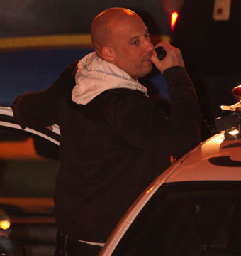 Video: Vin Diesel's Impromptu Speech at Paul Walker's Private Memorial