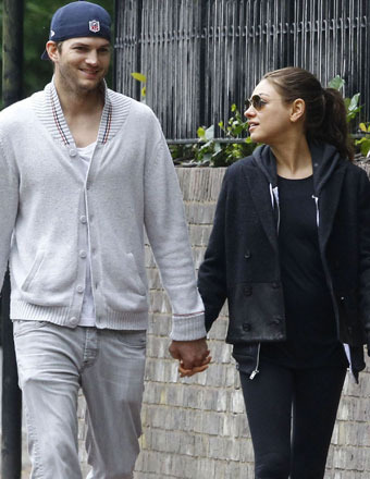 Aww! Did Ashton Kutcher Propose to Mila Kunis on Her Birthday?