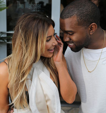 Are Kim K and Kanye Eyeing Famous Royal Landmark for Over-the-Top Wedding?