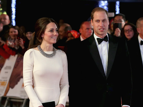 Extra Scoop: Kate Middleton and Prince William at 'Mandela' Premiere the Day He Dies