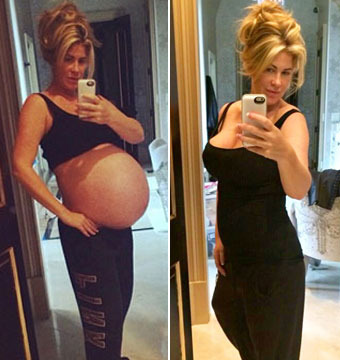 Gossip Girl: Which Reality Star Got Her Body Back 9 Days After Having Twins?