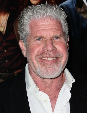 Ron Perlman Talks 'Crave,'