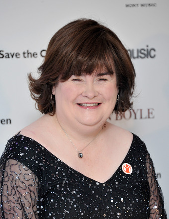 Susan Boyle Reveals She Has Asperger's Syndrome
