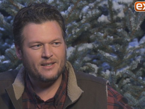 Blake Shelton's Plans for the Holidays and the Bizarre Gift He's Getting Adam Levine