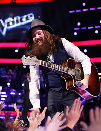Crushing on Cole Vosbury! 6 New Reasons We Love 'The Voice' Contestant
