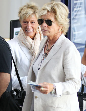 New Details: Inside Meredith Baxter's Wedding!