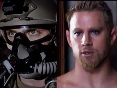 Trailer Duel! 'Godzilla' vs. Channing Tatum's Pointy Ears in 'Jupiter Ascending'
