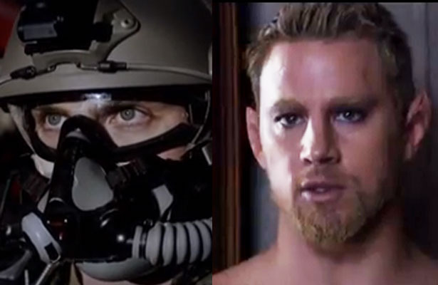 Trailer Duel! 'Godzilla' vs. Channing Tatum's Pointy Ears in 'Jupiter Ascending'