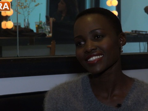 Lupita Nyong'o on How '12 Years a Slave' Has Changed Her Life