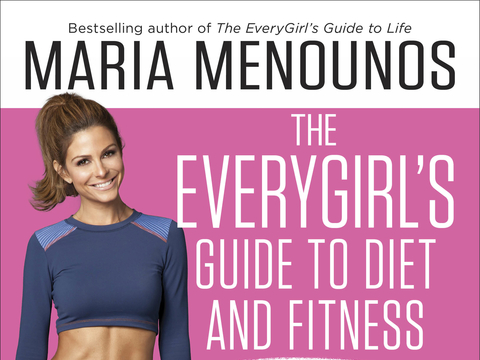 Maria Menounos' 'Guide to Diet & Fitness': How She Lost 40 Lbs., and How You Can Too!