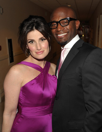 Idina Menzel and Taye Diggs Call It Quits