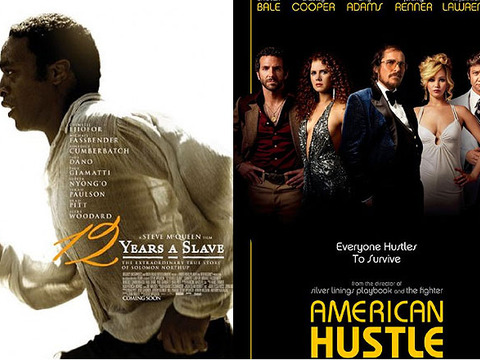 Golden Globe Nominations 2014: '12 Years,' 'American Hustle' Top the List