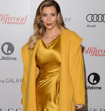 Gossip Girl: Kim K Shocks Everyone by Wearing the Same Thing Twice