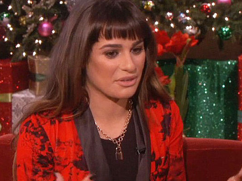 Lea Michele Reveals She's Still 'Trying' to Figure Things Out After Losing Cory Monteith