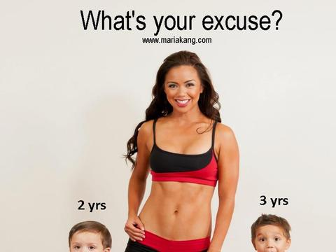 'Fit Mom' Controversy: Maria Kang Opens Up About Battle with Bulimia