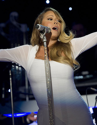 Mariah Carey on