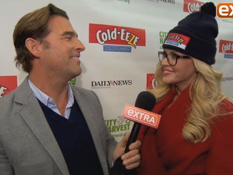 Jenny McCarthy Dishes on First Christmas with BF Donnie Wahlberg!