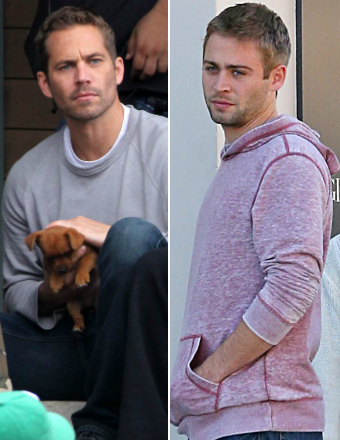 Paul Walker Look Alike Brother Paul walker's lookalike